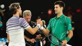Novak Djokovic says 'nice guy' Dominic Thiem is now SECOND FAVORITE to win French Open following US Open triumph