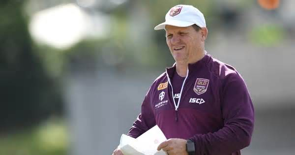 QRL boss: Walters coaching Broncos and Maroons a joint decision