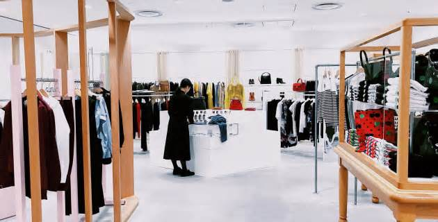 Fashion retailers made up 13% of those accessing rental assistance