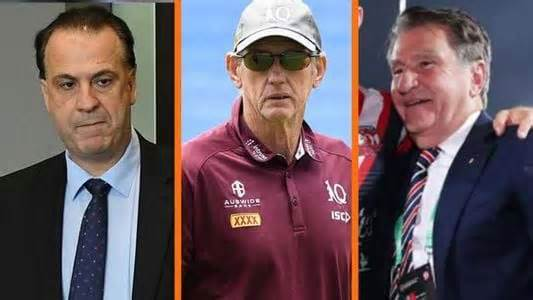 The 10 Most Influential People In Rugby League Today