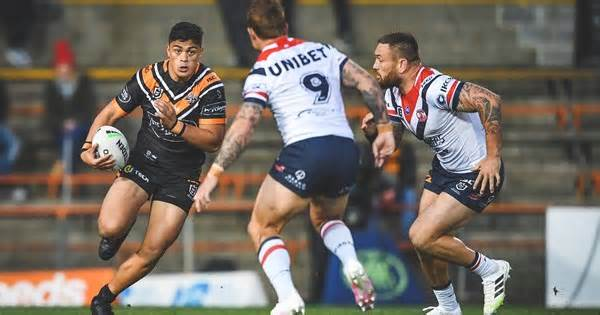 Wests Tigers to face Roosters in further 2021 preparations