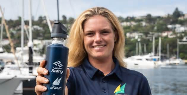 Australian Sailing Team takes aim at plastic pollution