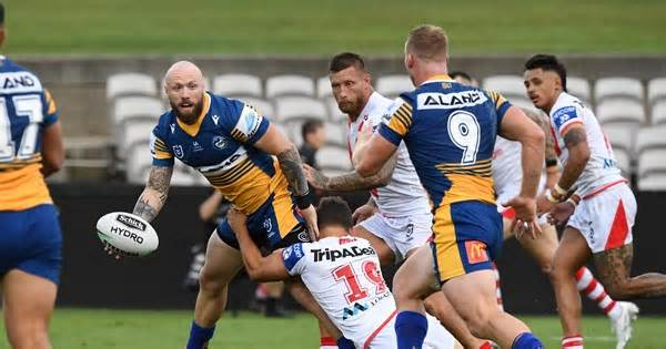 Rankin file: Jordan returns for another shot at NRL with Eels