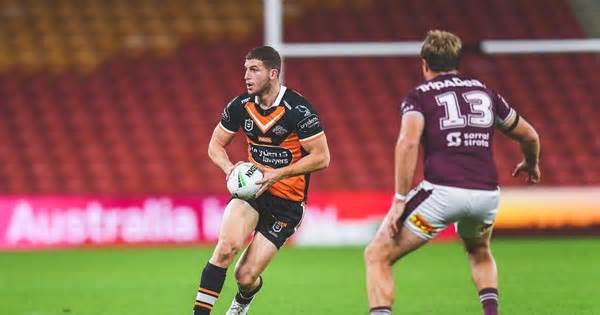 Wests Tigers suffer loss to Sea Eagles