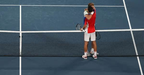 Tokyo 2020: Five of the best tennis moments