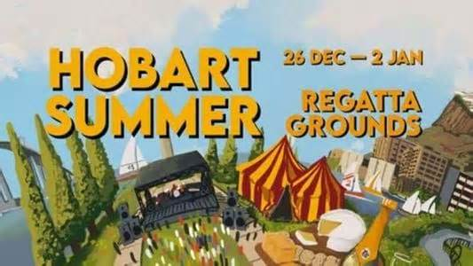 Hobart Summer Festival Promises To Deliver A Waterfront Extravaganza