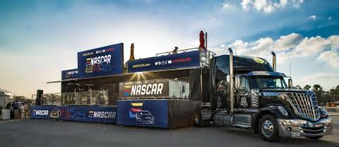 Allied Esports and NASCAR Announce Gaming Truck Event Tour