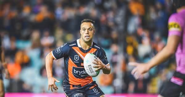 Brooks honoured to captain Wests Tigers for first time