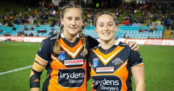 Wests Tigers confirm 2022 Harvey Norman NSW Women's Premiership squad